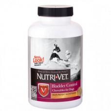 Добавка от недержания мочи Nutri-Vet Bladder Control для собак, 90 табл
