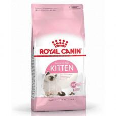 Сухой корм Royal Canin Kitten для котят от 4 до 12 месяцев 400гр