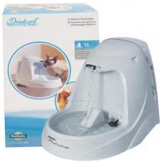 Поилка-фонтан PetSafe Drinkwell Platinum Pet автоматический, для собак и кошек, 5л, 44х355х125см