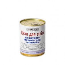Консерва Леопольд для собак диета для желудочно-кишечного тракта 360гр