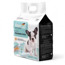 Пеленки AnimAll Puppy Training Pads для собак и щенков, 60х60см, 20 шт