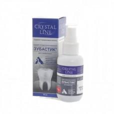 Стоматологический спрей Api-San Crystal Line Зубастик для котов и собак, 30мл