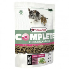 Корм Versele-Laga Complete Chinchilla & Degu гранулированный для шиншилл и дегу 1.75кг
