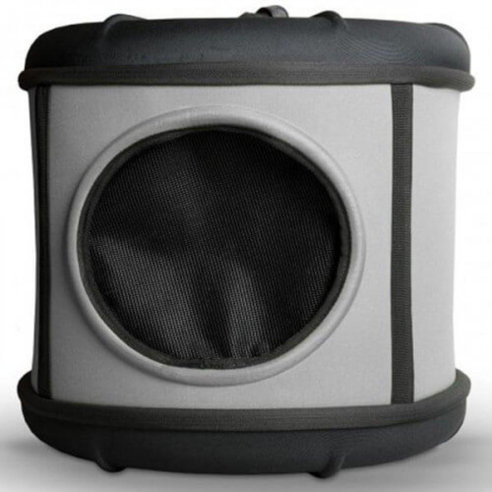 Домик-переноска K&H Mod Capsule для собак и кошек Серый