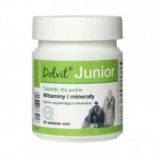 Пищевая добавка Dolfos Junior Mini для обеспечивания физиологического развития для собак малых пород, 90 таблеток