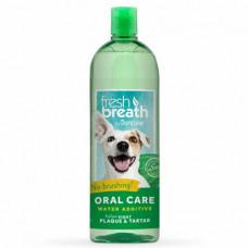 Добавка в воду для кошек Tropiclean Fresh Breath Oral Care 473 мл
