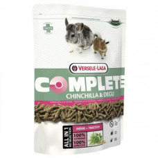 Корм Versele-Laga Complete Chinchilla & Degu гранулированный для шиншилл и дегу 500гр