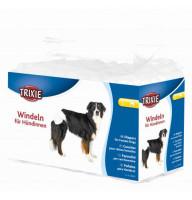 Памперсы Trixie для собак, размер L, 12 шт