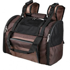 Рюкзак-переноска Trixie Shiva, для собак, 41×30×21 см, коричневый