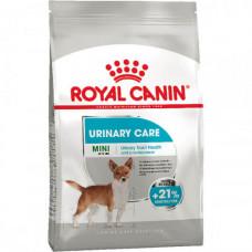 Сухой корм Royal Canin Mini Urinary Care для собак мелких пород с чувствительной мочевыделительной системой, 1кг