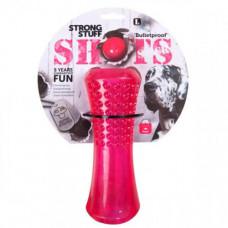 Игрушка Flamingo Shots Stick суперпрочная 8х8х20 см