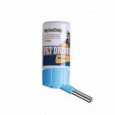 Поилка для грызунов AnimAll Р1102-В с шариком и металлической трубкой