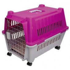 Переноска для кошек и собак AnimAll P782 80х57х66 см Фиолетовый