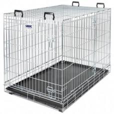 Клетка Savic Dog Residence для собак, хамершлак, 118 х 76 х 88 см