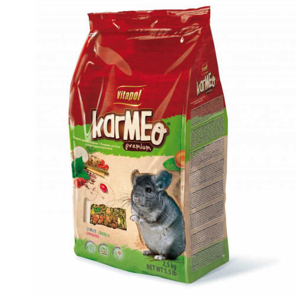 Премиум корм Vitapol Karmeo для шиншилл, 2.5 кг