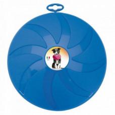 Игрушка фрисби Georplast Superdog летающая для собак 23,5 см