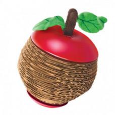 Игрушка Kong для котов яблоко для царапанья