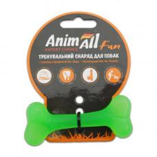 Игрушка AnimAll Fun кость 8 см Зеленый