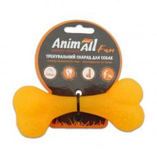 Игрушка AnimAll Fun кость 12 см Желтая