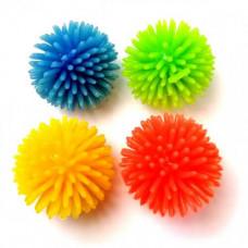 Игрушка Flamingo Hedgehog Balls для кошек, латекс, 3,5 см