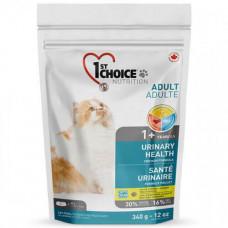 Сухой корм 1st Choice Urinary Health для кошек от 1 года, склонных к мочекаменной болезни, 5.44кг