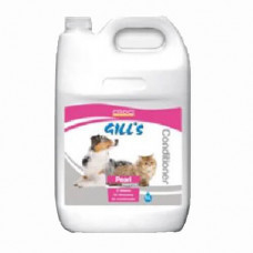 Кондиционер Croci Gill's для кошек и собак, жемчужный, 5 л