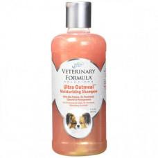 Шампунь Veterinary Formula Ultra Oatmeal Moisturizing Shampoo ультра увлажнение, для собак и котов, 45мл