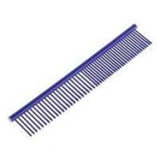 Гребень расческа для шерсти кошек большой 49 зубцов и 18 узких зубцов Artreo