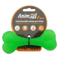 Игрушка AnimAll Fun кость 12 см Зеленый