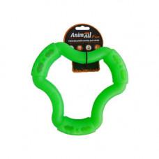 Игрушка AnimAll Fun кольцо 6 сторон 20 см Зеленый