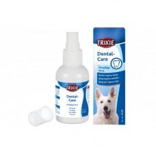Спрей для полости рта Trixie с фтором для собак, 50мл