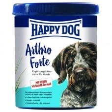 Кормовая добавка Happy Dog ArthroForte для поддержки суставов для пожилых собак крупных пород, 200гр