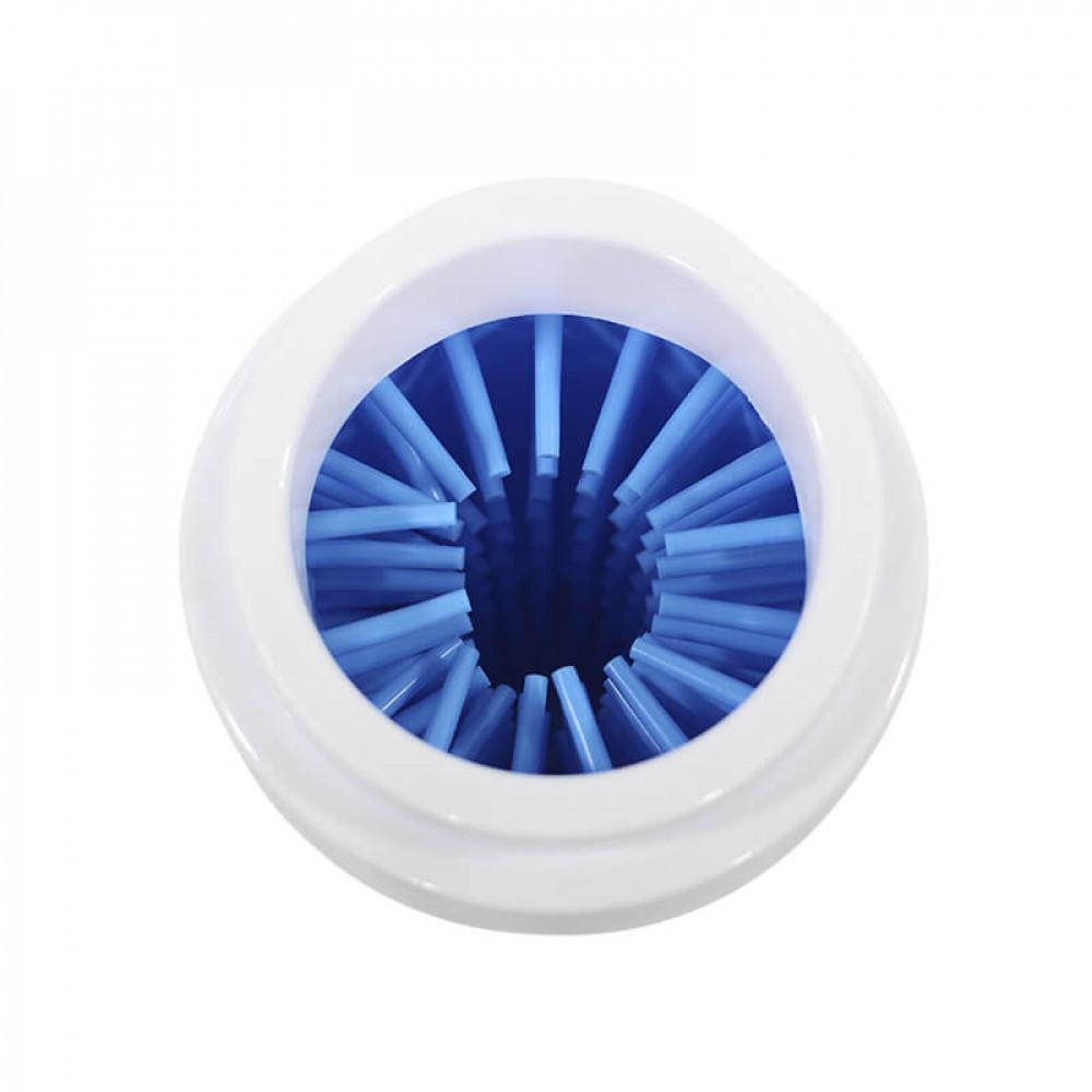 Лапомойка для домашних животных Pet 001 L Blue