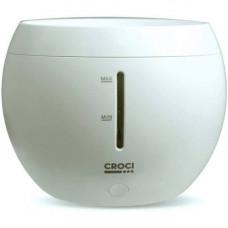 Умная поилка-фонтан Croci для кошек и собак, белая, 2 л, 22×17 см