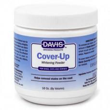 Пудра Davis Cover-Up Whitening Powder маскирующая, отбеливающая, для собак и котов