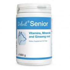 Витамины Dolfos Dolvit Senior Plus для улучшения работы суставов у зрелых собак, 800 г