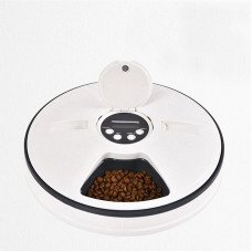 Автоматическая кормушка для кошек и собак электронная Pet Feeder 30x7 см