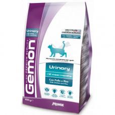 Сухой корм GEMON CAT Urinary курица с рисом 1.5кг
