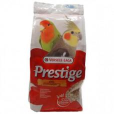Корм Versele-Laga Prestige Big Parakeets для средних попугаев зерновая смесь, орехи, 1кг