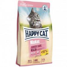 Сухой корм Happy Cat Minkas Junior Care для котят, со вкусом птицы, 500гр