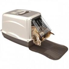 Пластиковый коврик Georplast Aladdin для кошачьего туалета 41.5х32см