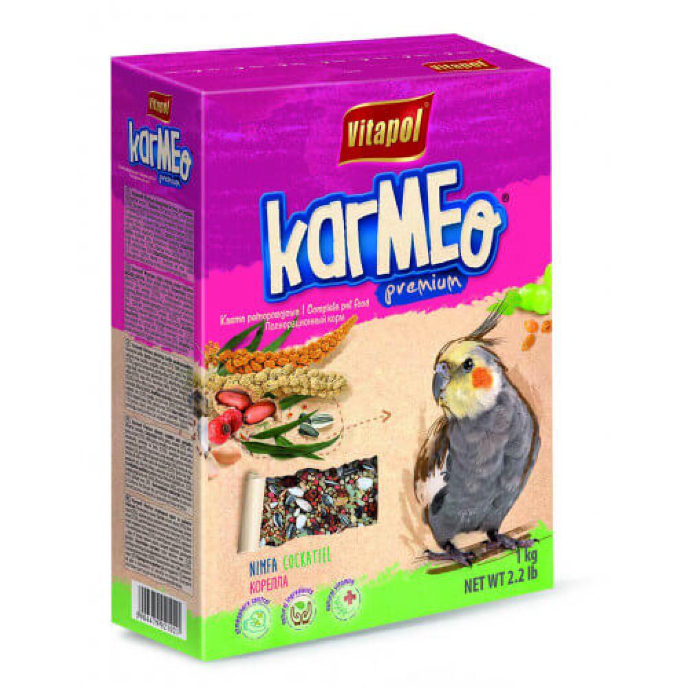 Премиум корм Vitapol Karmeo для нимф, 500г