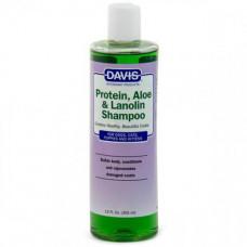 Шампунь Davis Protein & Aloe & Lanolin Shampoo для собак и котов, концентрат, 50мл