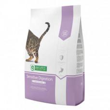 Сухой корм Natures Protection Sensitive Digestion для кошек с чувствительным пищеварением от 1 до 8 кг, 2кг