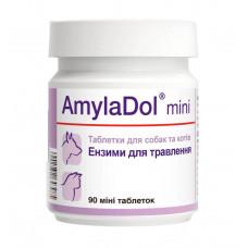 Витаминно-минеральная кормовая добавка Dolfos AmylaDol для улучшения пищеварения кошек