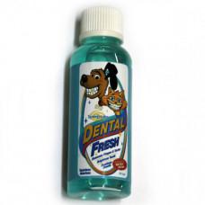 Жидкость SynergyLabs Dental Fresh от зубного налета и запаха из пасти собак и кошек, 50 мл