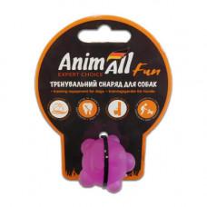 Игрушка AnimAll Fun шар молекула, фиолетовая, 3 см