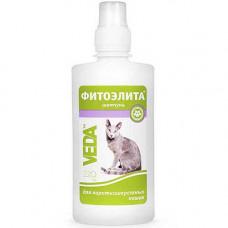 Шампунь Veda Фитоэлита для короткошерстных котов, 220мл