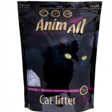 Наполнитель туалетов для кошек AnimAll 5л