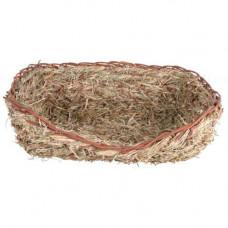 Лежак травяной Trixie, для кроликов, 33х12х26см